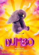 Cartel de Dumbo, el musical