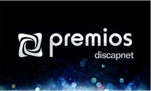 Logotipo de los Premios Discapnet