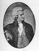 Retrato de Wolfgang Amadeus Mozart, que, según sus historiadores, padecia del Síndrome de Tourette