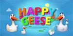 Producto de apoyo de los juegos Happy Geese para Android