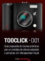 Guía del producto de apoyo de la cámara TooclickD01