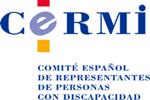 Logotipo del CERMI