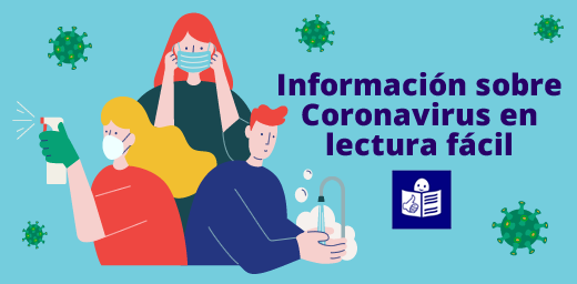 Información sobre el coronavirus en Lectura Fácil