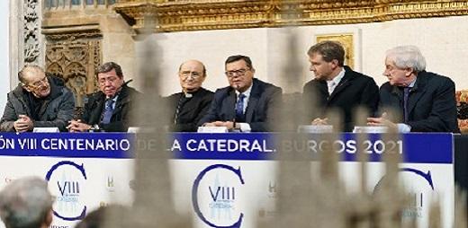 Firma del convenio Para hacer una catedral accesible