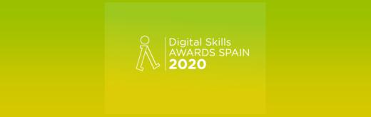 banner digital skills awards