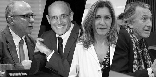 expertos que hablarán sobre envejecimiento