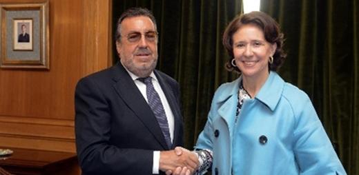 Firma de la Fundación Princesa de Asturias