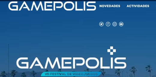 cartel de Gamepolis