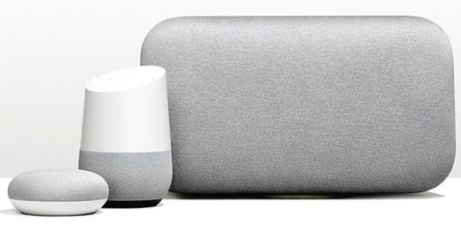 Google home, un asistente virtual al que hace referencia el estudio de la accesibilidad