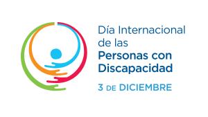 logo dia internacional de personas con discapacidad