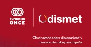 Logo Fundación ONCE y ODISMET