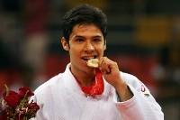 Deportes paralímpicos. Eduardo, judoca mexicano, ganador de un oro en Pekín