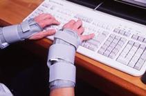 Protesis para poder escribir por Esclerosis Lateral Amiatrófica