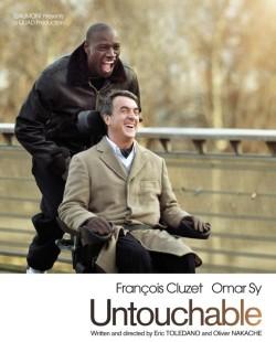 ranking cine y discapacidad. Cartel de Intocable