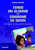 Documentos y publicaciones. Portada del libro Tengo un alumno de Síndrome de Down