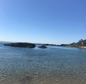 Guia de playas accesibles. Cala Siret, Almería