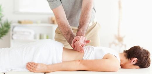 prestación por incapacidad temporal masajista