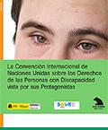 Portada del libro: La convención contada por sus protagonistas, sobre Convención Internacional de Derechos