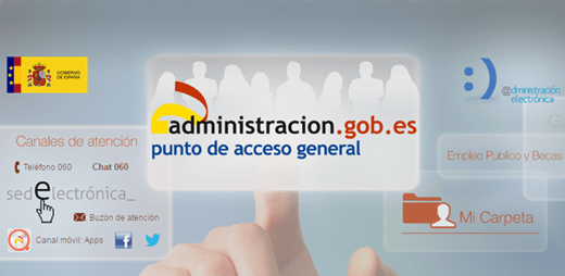 Banner del Punto de Acceso General