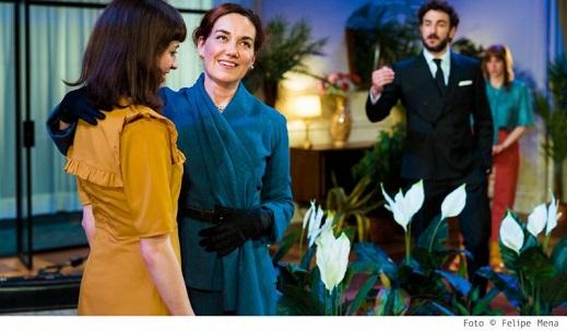 teatro accesible viaja toda España y los protagonistas están sobre escena